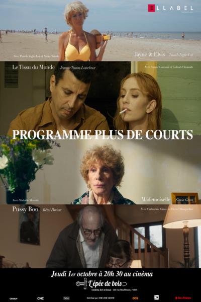 Soirée Court-Métrages